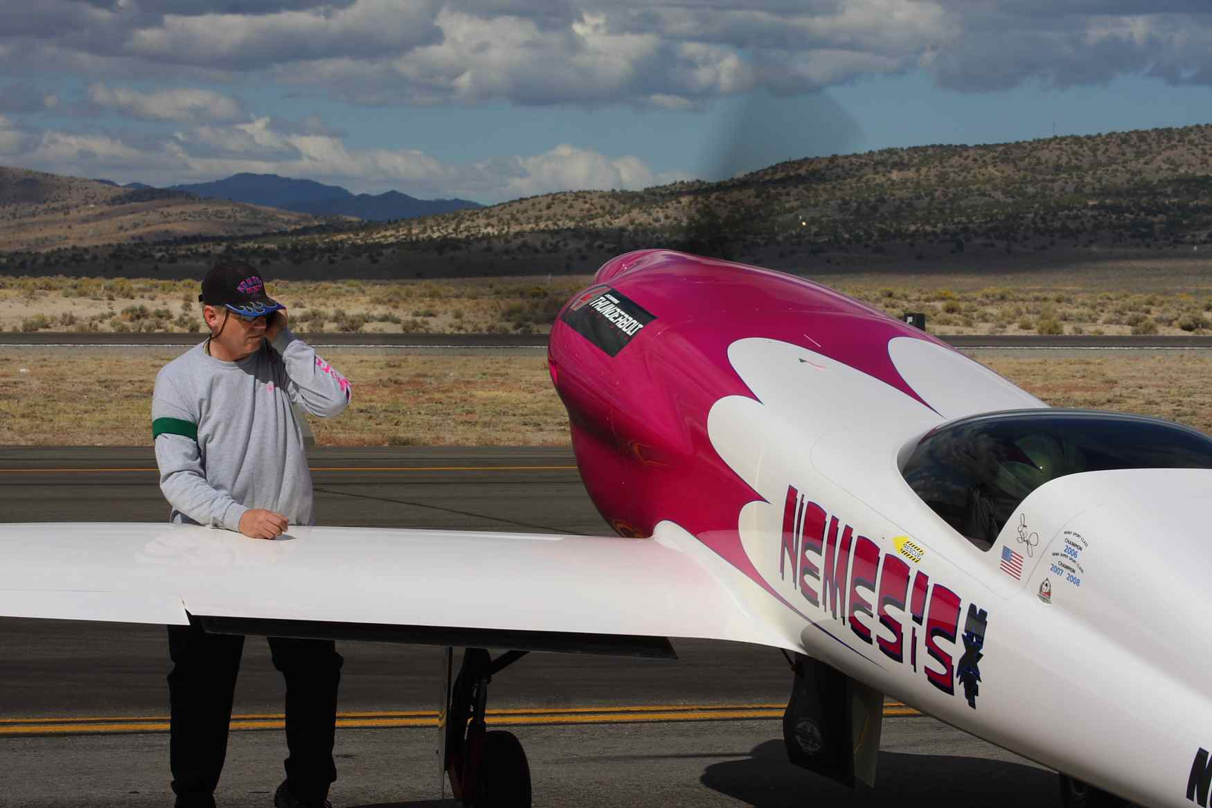 11 thoughts on the golden age of the national air races - Friday 9 18 09 Reno Nv